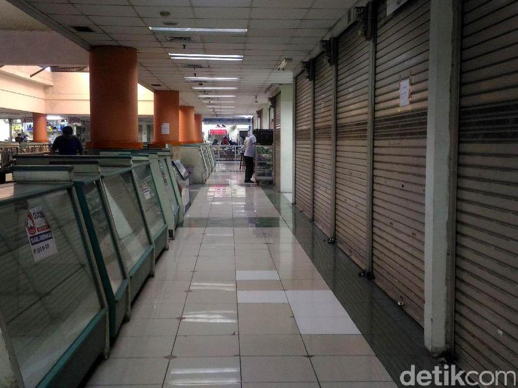 Tak Cuma Perkantoran, Mal di Jakarta Juga Banyak Kosong