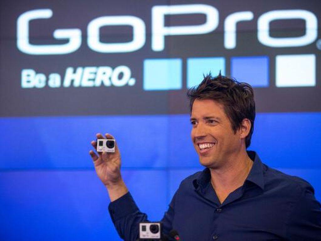 Perjalanan Nick Woodman Besarkan GoPro