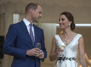 Kate Middleton Siap Punya Anak Lagi?