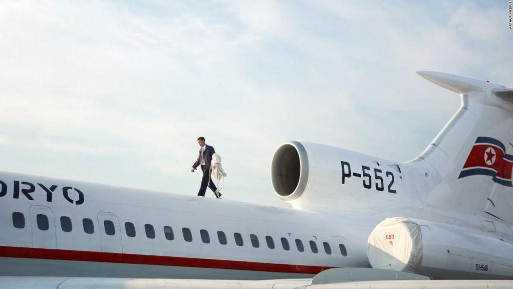 Foto: Air Koryo, Maskapai Bintang 1 Korut