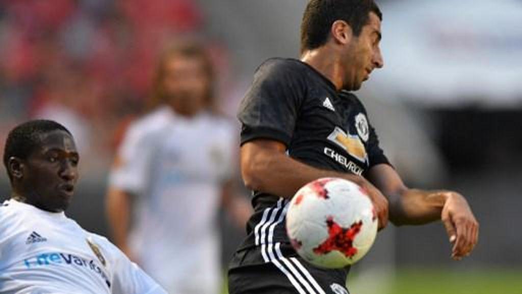 Mkhitaryan Curhat Soal Periode Muramnya Usai Derby Manchester