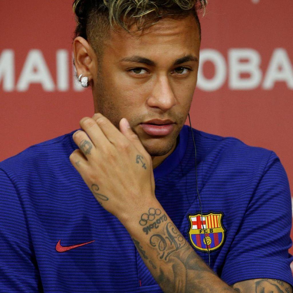 Interaksi Neymar, Pogba, dan Mourinho yang Jadi Viral