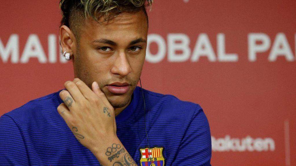 Barca Santai Tanggapi Isu yang Hubungkan Neymar dengan PSG