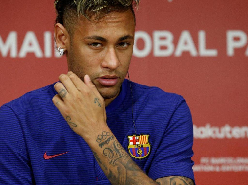 Neymar dan Si Raja Hutan