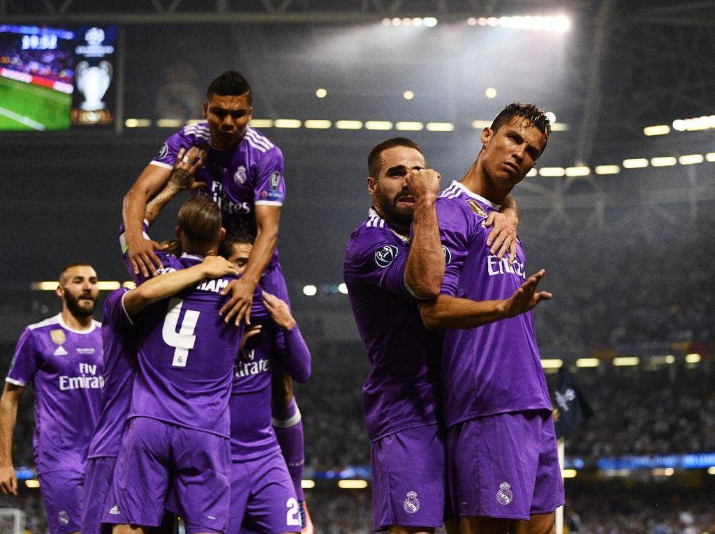 Carvajal: Menangi Piala Super Eropa Dahulu, Lalu Sapu Bersih Gelar Juara