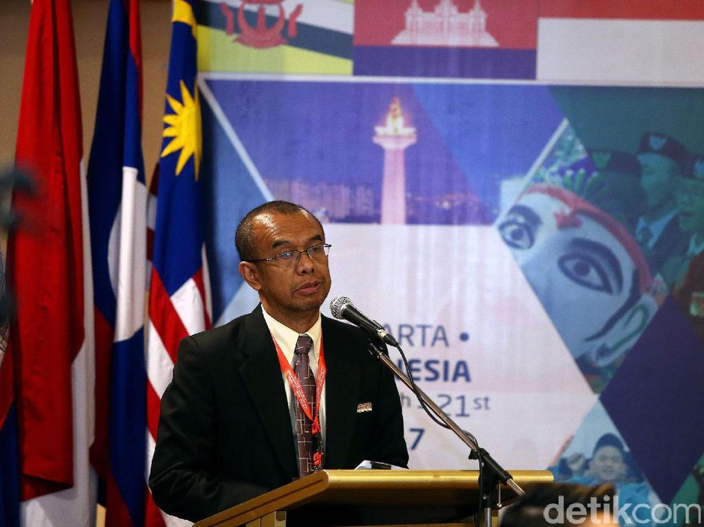 Sesmenpora Buka ASEAN Ministerial Meeting on Youth