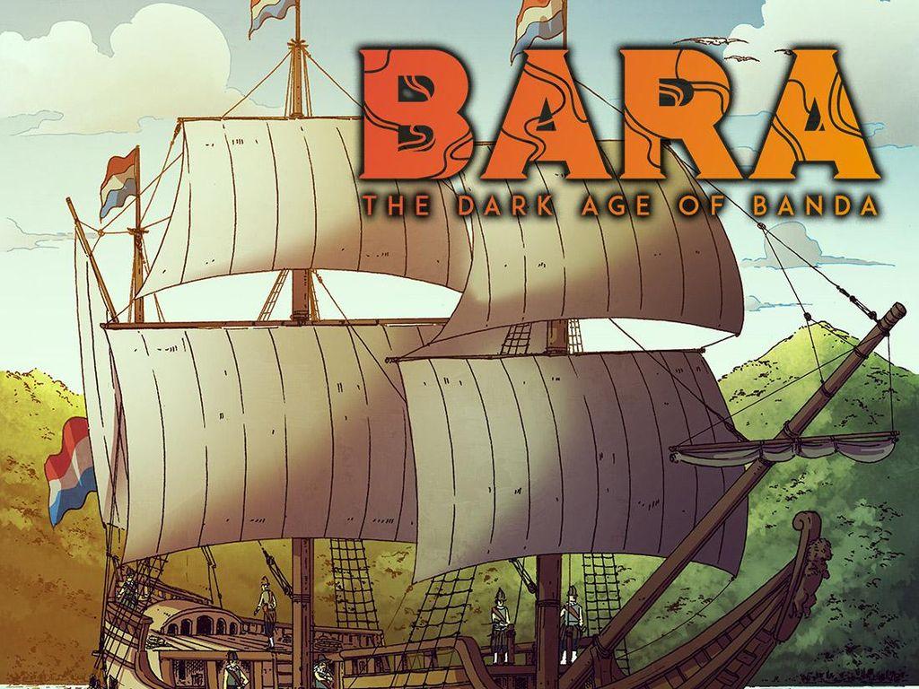 Banda the Dark Forgotten Trail Bakal Diadaptasi Menjadi Komik