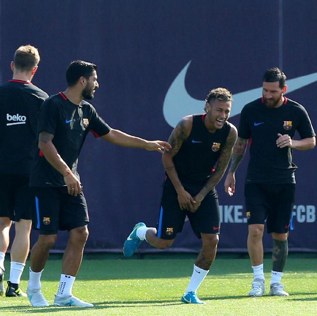 Valverde Tak Risaukan Rumor Neymar-PSG