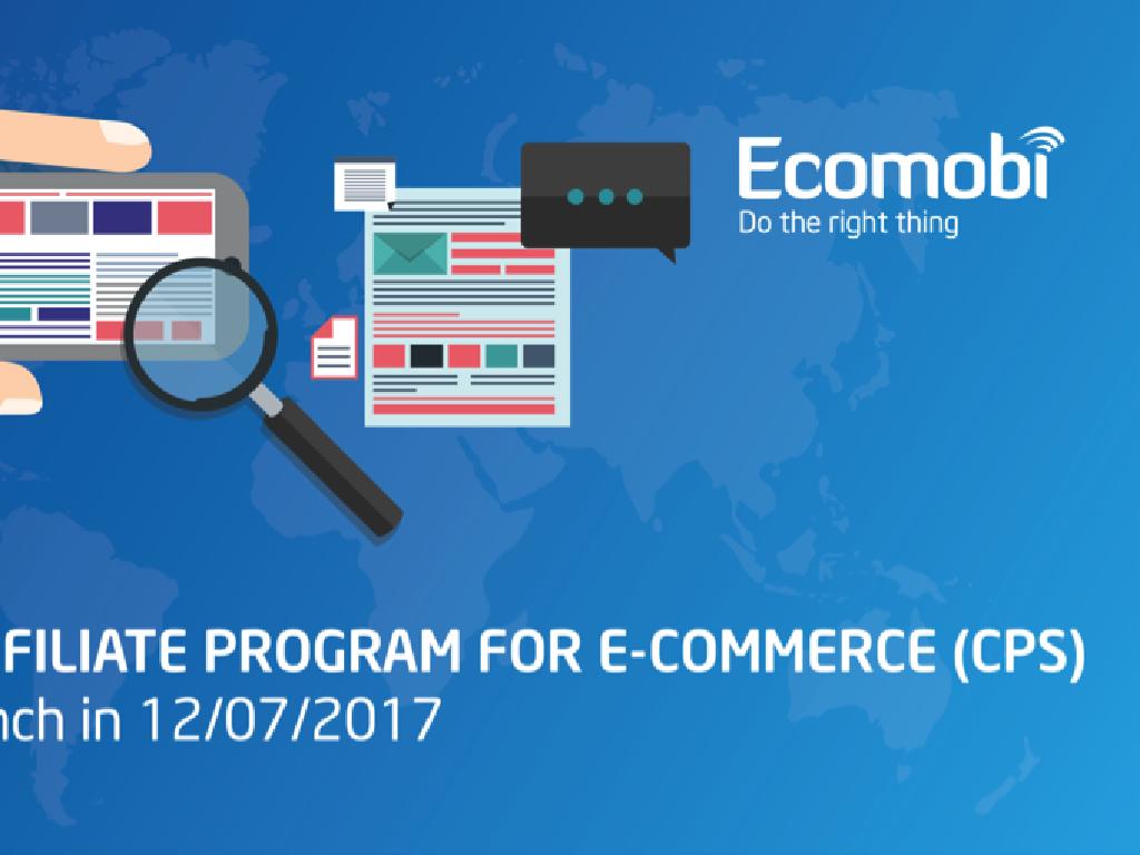 Ecomobi Buka Program Afiliasi untuk e-Commerce