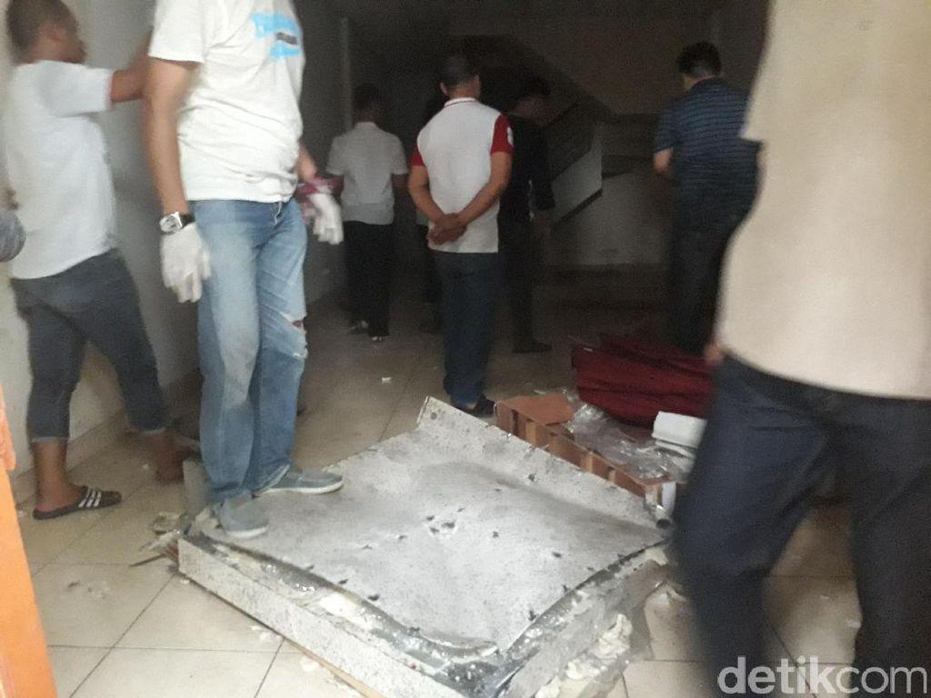 Video Penggerebekan Kampung Narkoba di Samarinda, Pelajar Diciduk