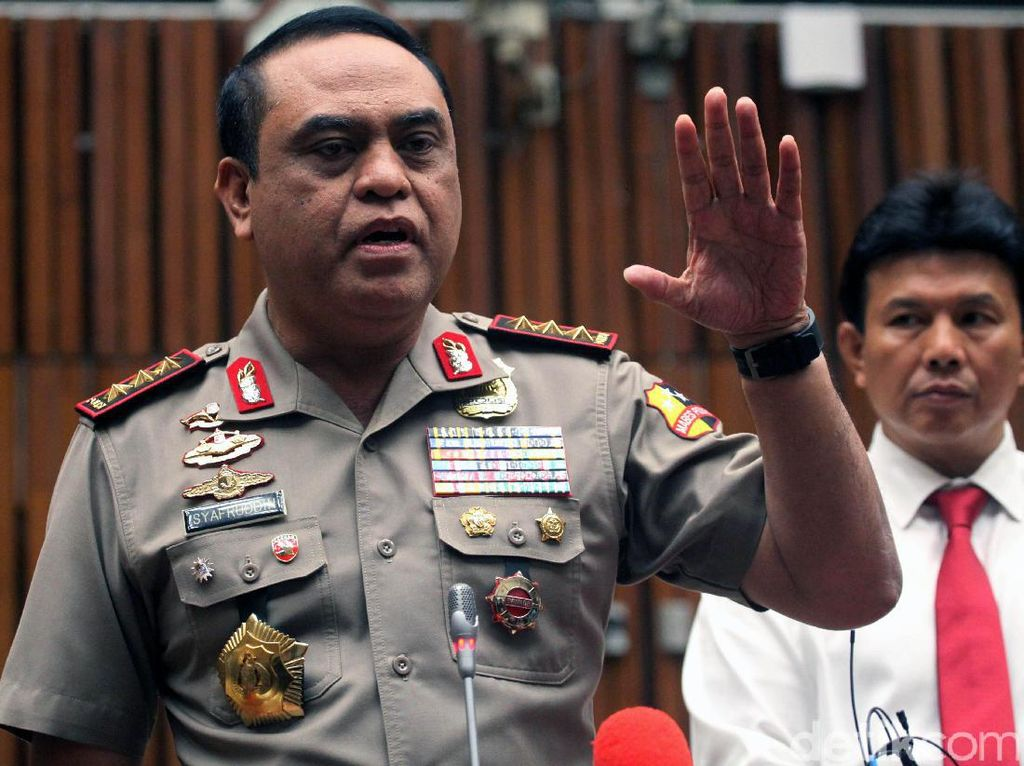 Super Elite TNI Terlibat Ganyang Teroris, Ini Kata Wakapolri