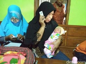 Bayi Perempuan Ditemukan di Kandang Sapi Dirawat di Dinsos Jatim
