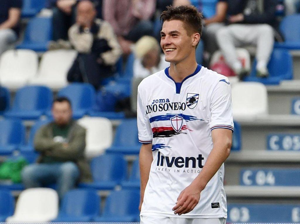 Transfernya Batal, Patrik Schick Tak Marah kepada Juventus