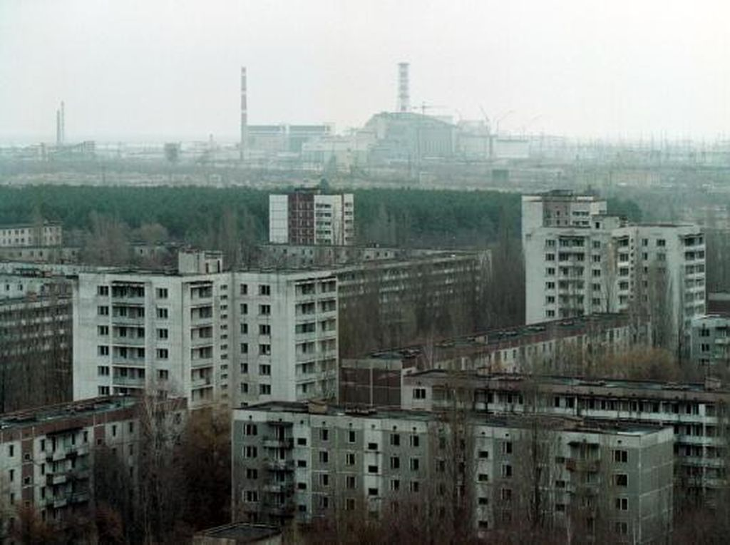 Chernobyl, Bencana Nuklir Paling Mengerikan 33 Tahun Silam