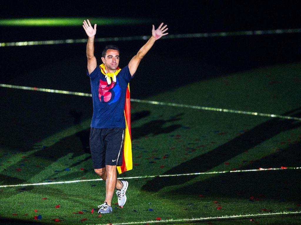 Ingin Balik ke Barcelona, Xavi: Jangan Ada Racun di Ruang Ganti