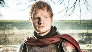Nongol di Game of Thrones 7, Ed Sheeran Jadi  Lelucon Meme