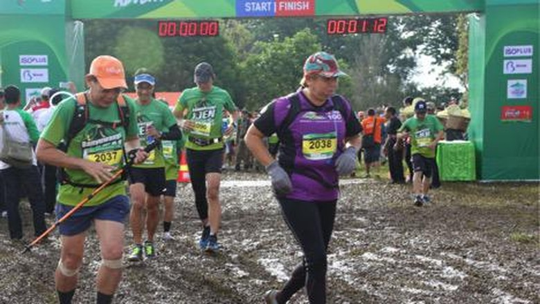 Event cross country Ijen Green Run 2017 (Foto: Kemenpar)