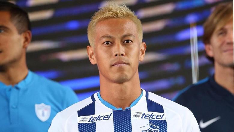Keisuke Honda Berlabuh di Klub Meksiko