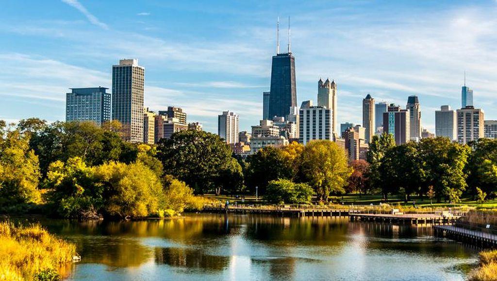 Daftar Kota Paling Asyik Buat Menikmati Hidup