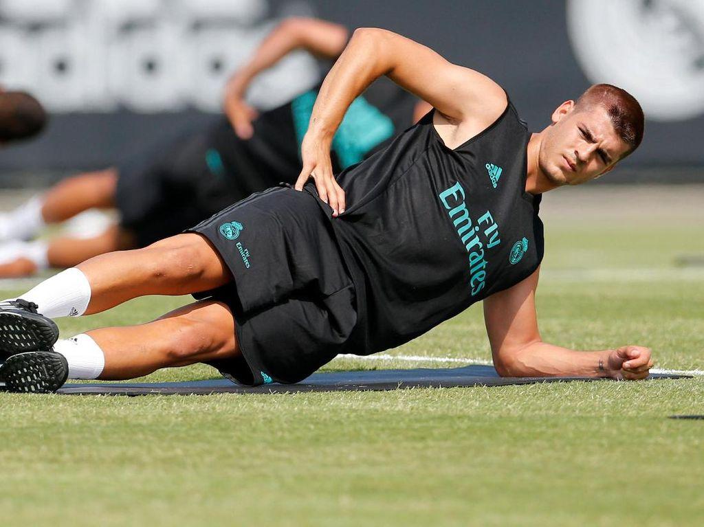 Maukah Morata Kembali ke Madrid (Lagi) Suatu Saat Nanti?
