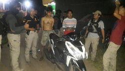 9 Pemuda Bawa Senjata Tajam di Jakarta Timur Ditangkap