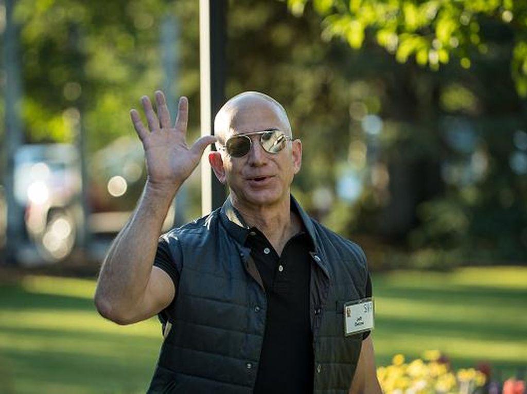 Pesan-pesan Mesum Jeff Bezos Kok Bisa Bocor?