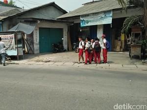 20 Orang Luka Akibat Ledakan Tabung Gas Tukang Balon di Tangerang
