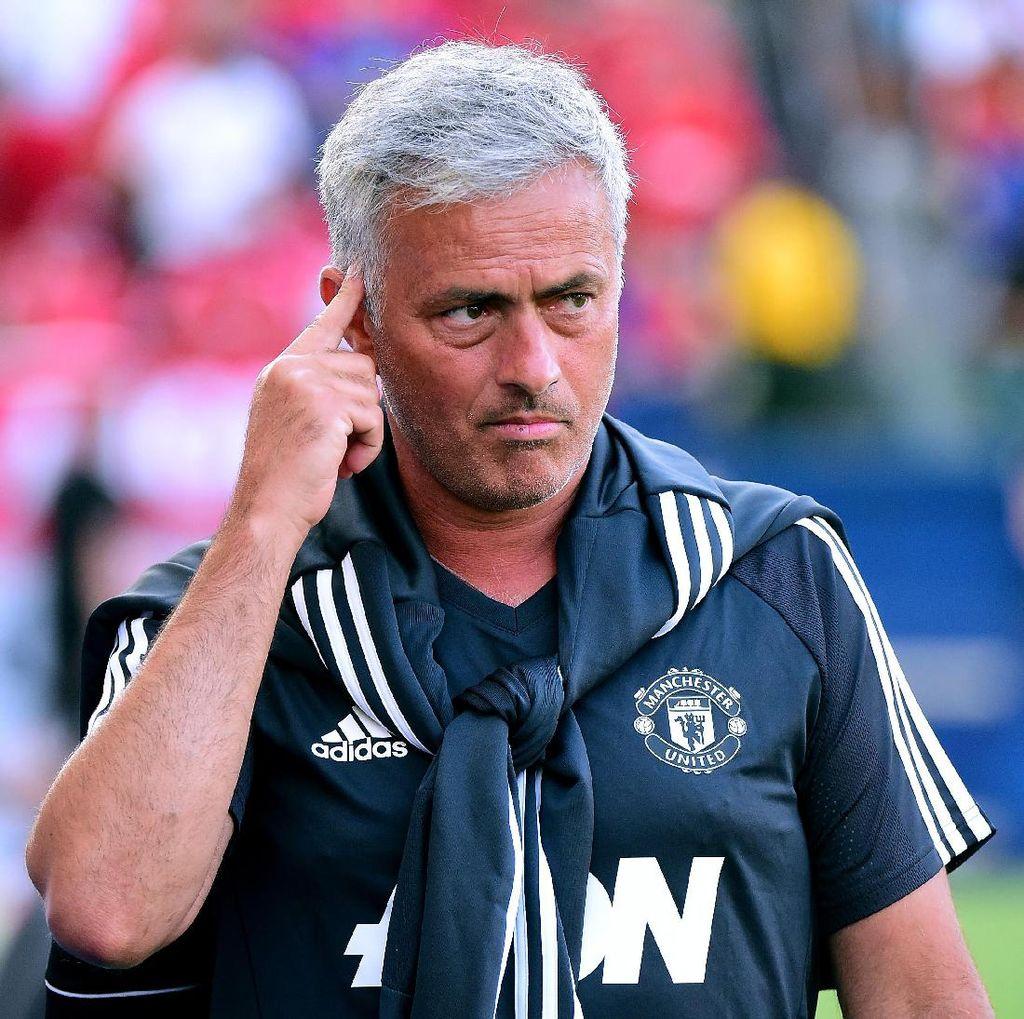 Mourinho: Kekalahan yang Bagus untuk MU