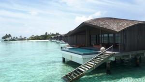 Rasakanlah Bulan Madu Intim di Maldives
