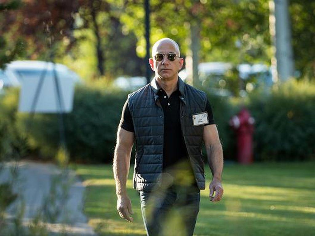 Jeff Bezos Disebut Danai Proyek untuk Hidup Abadi