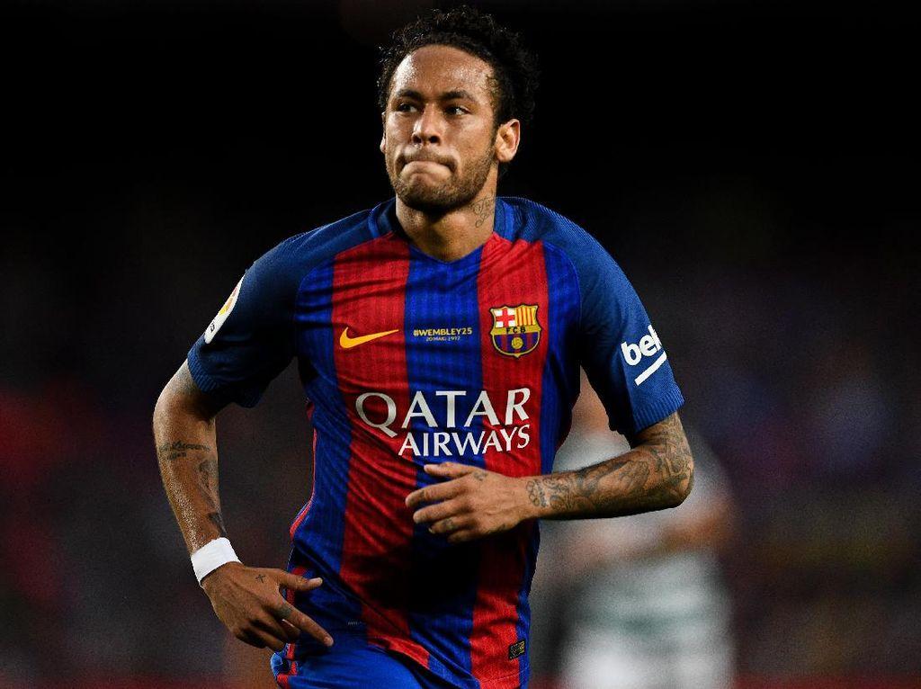 Andai Datang ke PSG, Neymar Tak Bagus untuk Persepakbolaan Prancis