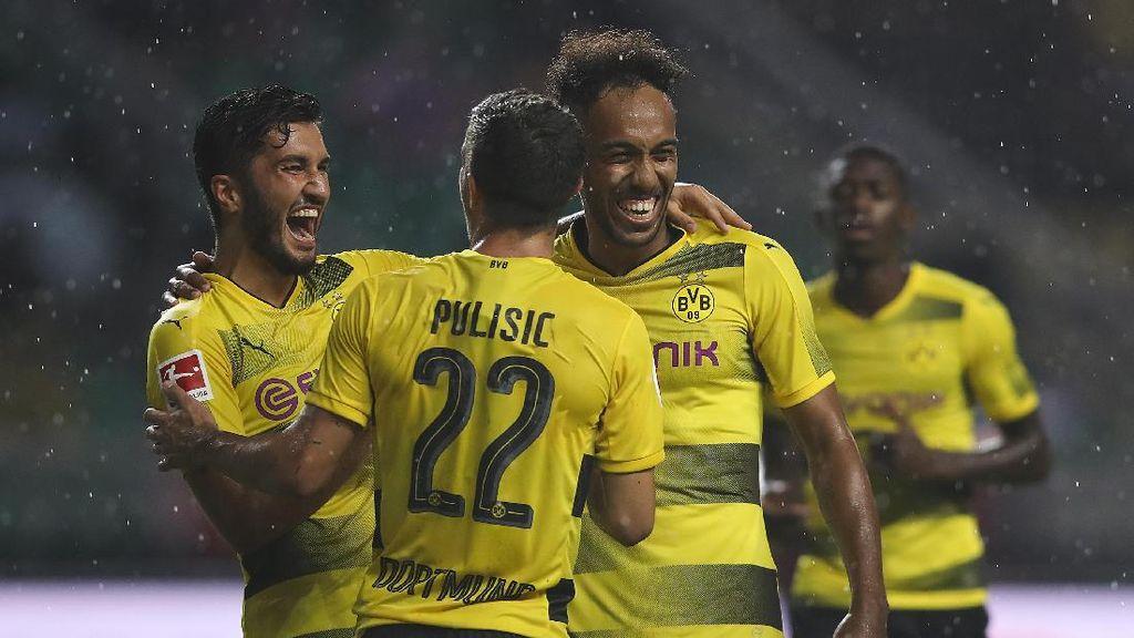 Pulisic Yakin Dortmund Juara Bundesliga Musim Depan