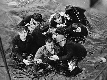 Potret Kenangan Tragedi 'Dunkirk'