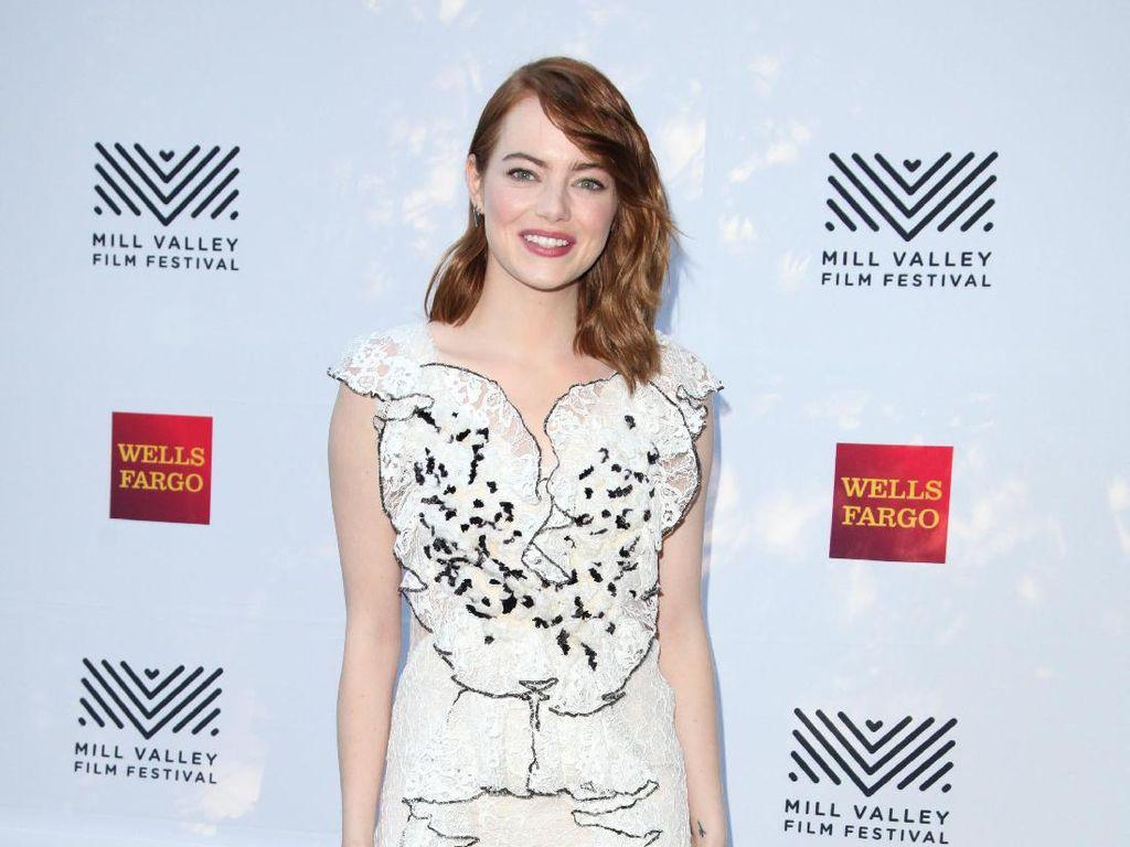 Kalahkan Jennifer Lawrence, Emma Stone Jadi Aktris Termahal