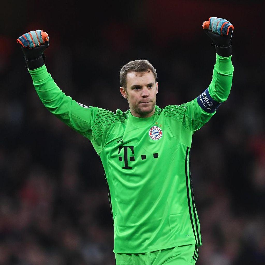 Neuer: Saya Akan Fit untuk Final Liga Champions