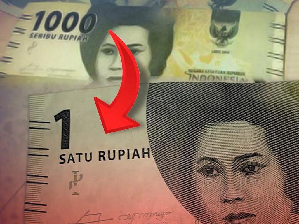 Jalan Panjang Indonesia Ubah Rp 1.000 Jadi Rp 1