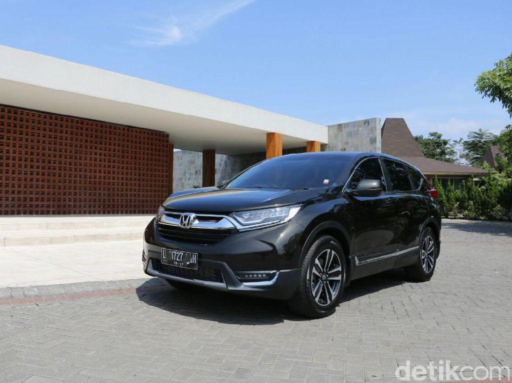 Orang Indonesia Tak Butuh Honda CR-V All Wheel Drive