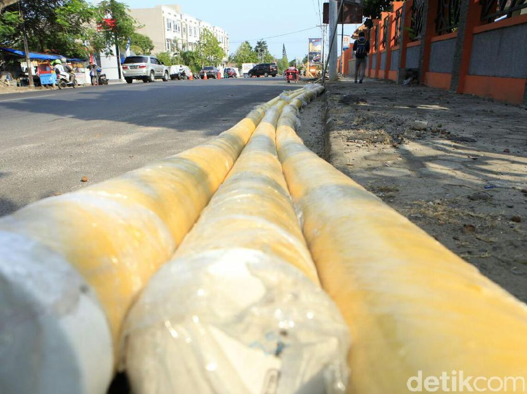 Nasib Proyek Pipa Gas Cirebon-Semarang Dibahas Pekan Depan