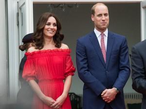 William Merasa Putri Diana Hadir di Pernikahannya dengan Kate Middleton