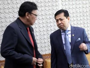 Kata MPR soal Surat DPR ke KPK Minta Pemeriksaan Novanto Ditunda