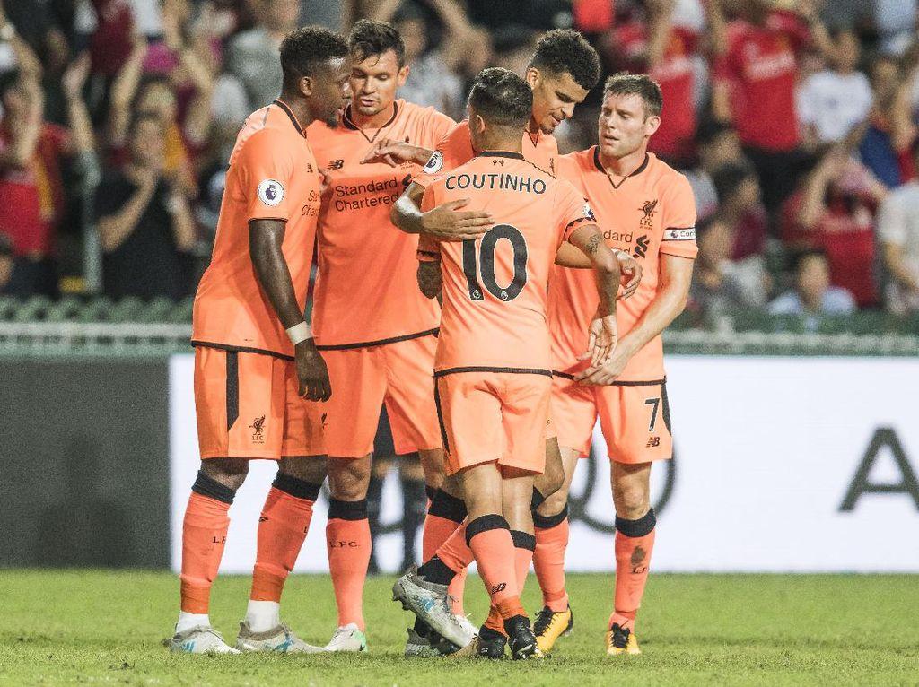 Penampilan Liverpool Puaskan Klopp
