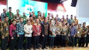 Jokowi: Penegak Hukum Harus Bisa Bedakan Kebijakan dan Korupsi