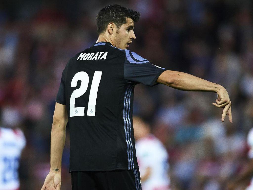 Bisakah Morata Gantikan Peran Diego Costa di Chelsea?