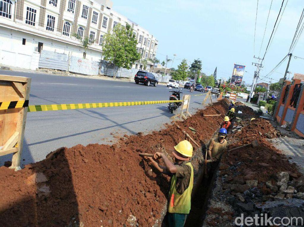 Mengintip Pembangunan Jaringan Gas PGN di Lampung
