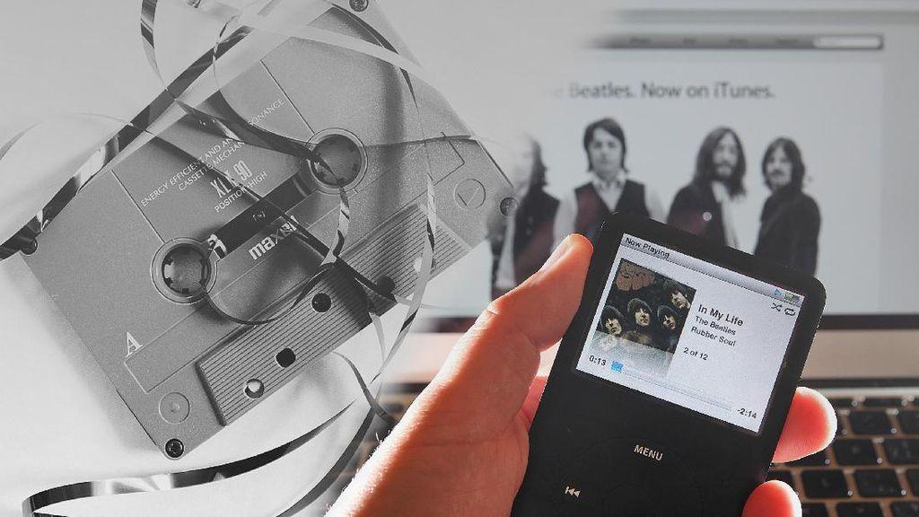 Siapa Bilang Penjualan Album Fisik Kalah dengan Digital?