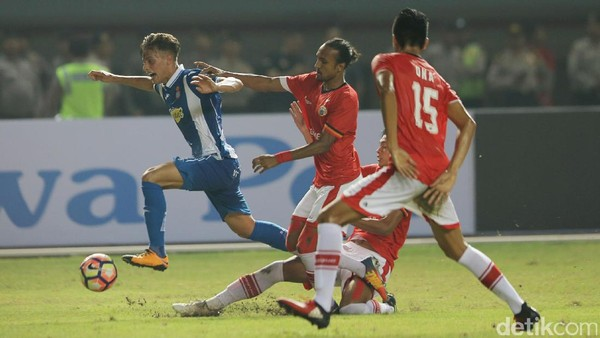 Ditunggu Persib, Persija Terpaksa Hadapi Espanyol dengan Pemain-Pemain Pelapis