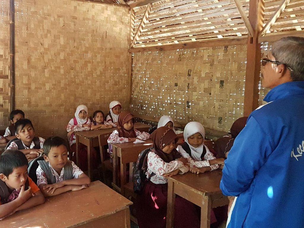 Melihat SD Sorongan 2, Sekolah Laskar Pelangi dari Pandeglang
