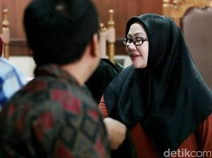 Ratu Atut Divonis 5 Tahun Penjara