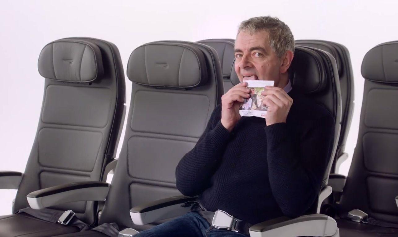Pemeran Mr Bean
