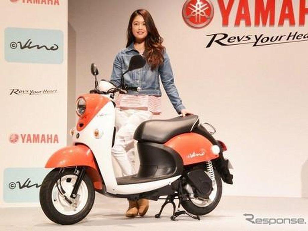 Jokowi Coba Gesits, Ini Kata Yamaha soal Motor Listrik